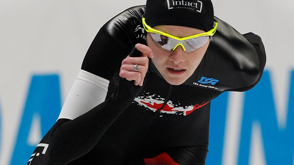 Long Track: Isabelle Weidemann skates to 5000m silver