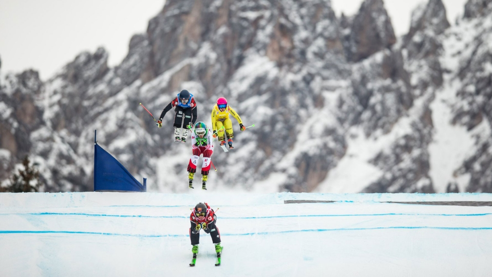 Marielle Thompson skis to silver in Innichen