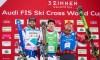 Brady Leman wins ski cross bronze at Innichen World Cup