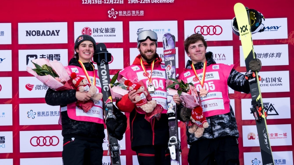 d'Artois and Karker end 2018 with World Cup podium