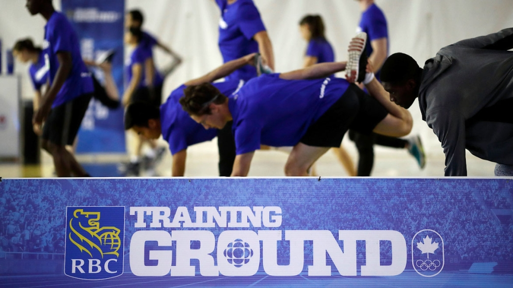 RBC Training Ground: A major boost to Canada's Olympic talent pipeline