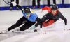 Triplet of short track bronzes for Canada at the Turin World Cup