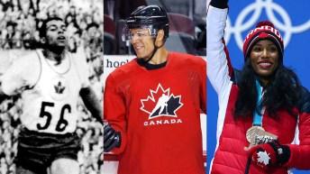 Gilmour Boa - Canada Sports HOF