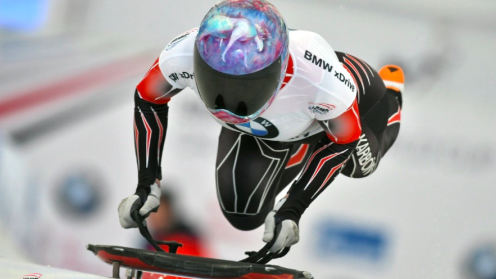 Rahneva, Kripps and Sommer slide to silver medals at IBSF Worlds in Calgary