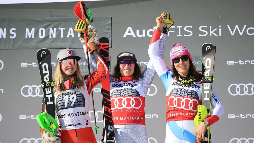 Alpine Ski: Roni Remme wins first World Cup medal in Switzerland