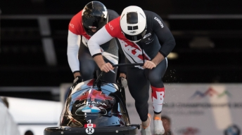 Team Canada A Moment With Justin Kripps