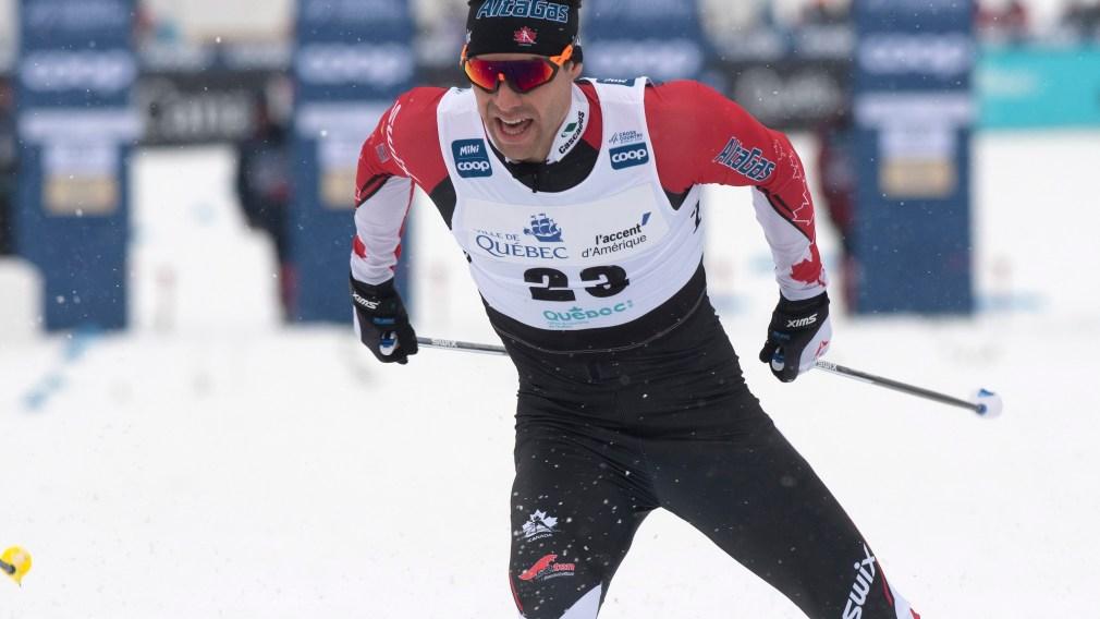 Alex Harvey wins silver in the last race weekend of his career
