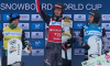 Snowboard cross bronze for Kevin Hill in Baqueira Beret