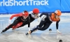 Boutin finishes third in 1000m, Canadians skate to relay bronze at short track worlds in Bulgaria