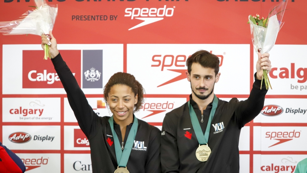 Weekend Roundup: Jennifer Abel leads Canada to 10 FINA Grand Prix medals