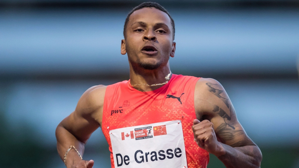 Weekend Roundup: De Grasse and Brown open season with silvers