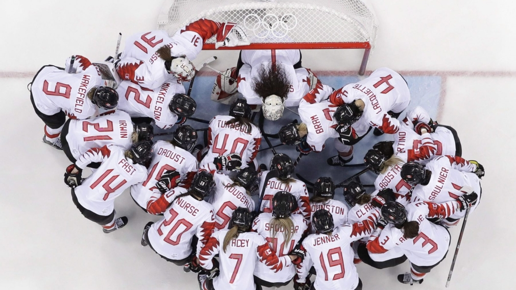 Team Canada confirmed as a top qualifier for hockey at Beijing 2022