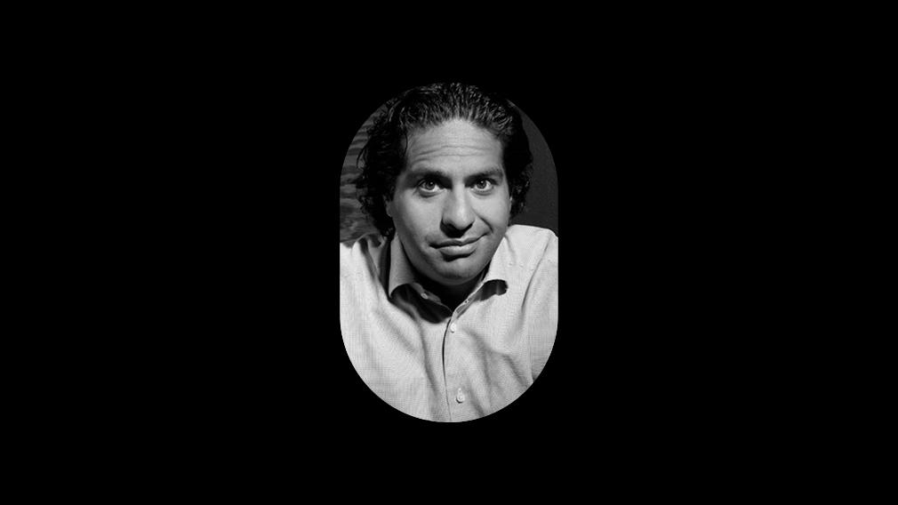 Moez Kassam headshot