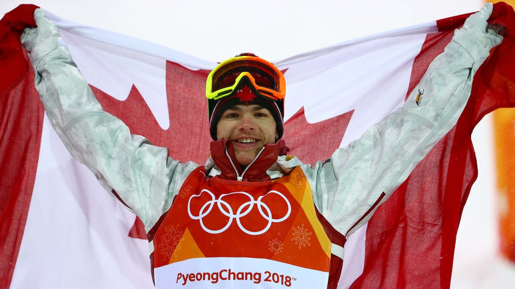 Olympic champion Mikaël Kingsbury named ambassador of the  Canadian Olympic Experience for the summer season