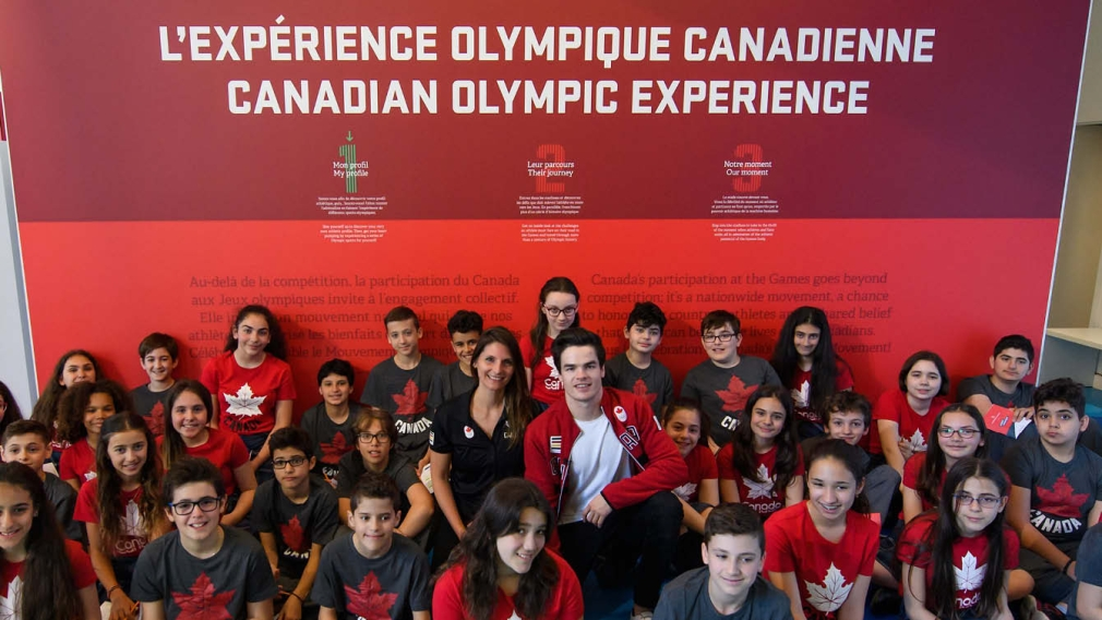 Olympic champion Mikaël Kingsbury named Canadian Olympic Experience ambassador