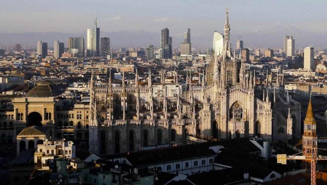 Italy 2026 Bid