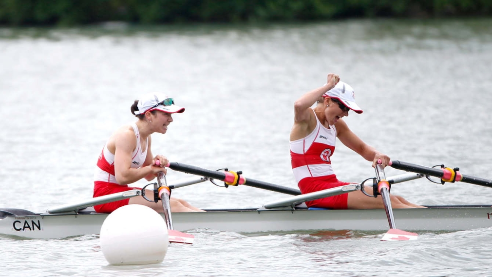 Canadian rowing crews named for the 2019 Pan American Games in Lima