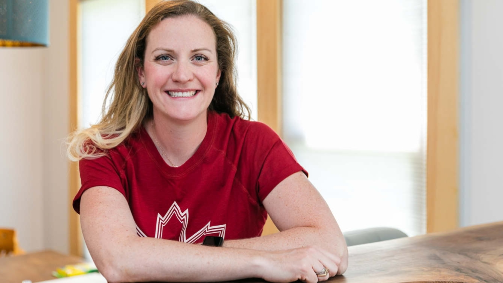 Olympian Annamay Oldershaw looking forward to opportunity ahead in new role with Team Canada
