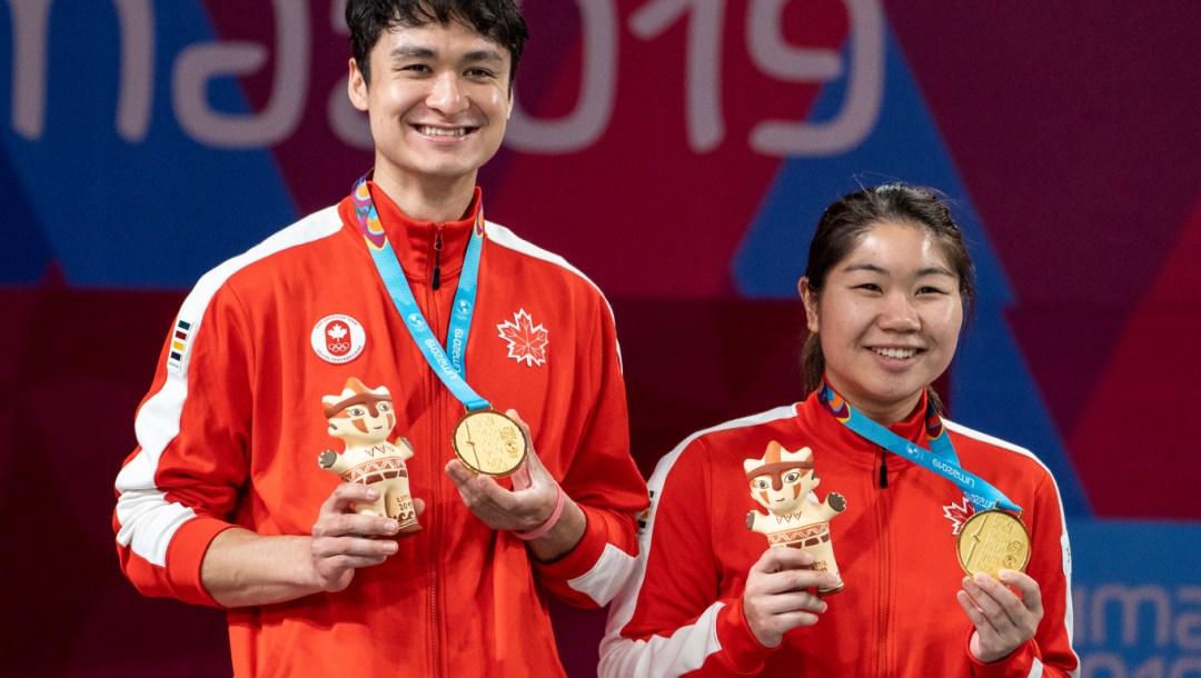 Hurlburt-Yu and Josephine Wu