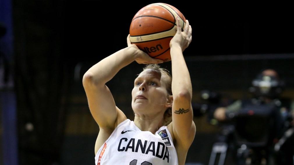 Canada's Lima 2019 women's basketball team announced