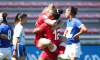 Canada's women celebrate bronze medals and Tokyo 2020 qualification