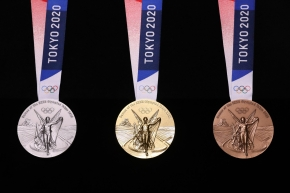 Tokyo 2020 Medal Designs
