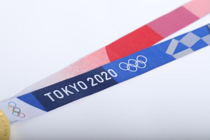 Tokyo 2020 Medal Ribbon