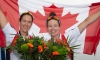 Canadians row to double bronze at World Rowing Cup