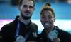 Abel and Imbeau-Dulac take silver at FINA World Championships