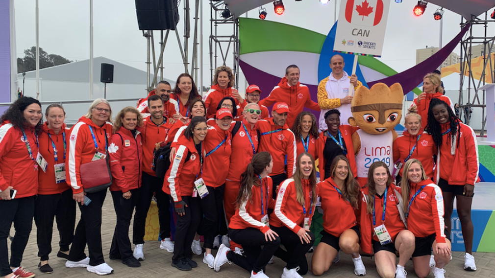Life in the village as a Lima 2019 Pan American Athlete