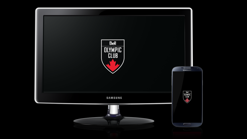 Canadian Olympic Club, presented by Bell – Black Wallpaper