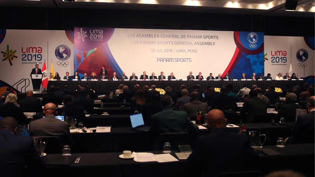 COC President Tricia Smith elected to Panam Sports Executive Committee