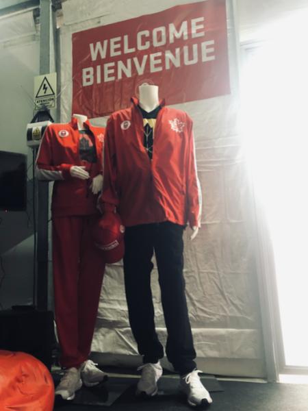Lima 2019 Team Canada Kits