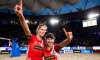 Pavan and Humana-Paredes claim beach volleyball world title