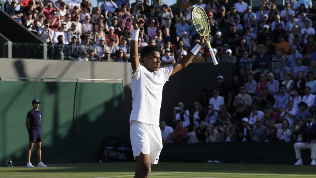 Memorable moments from 2019 Wimbledon