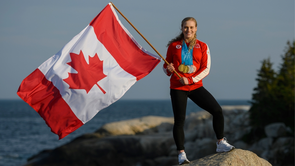 Black wraps up historic Lima 2019 run to lead Team Canada into Closing Ceremony