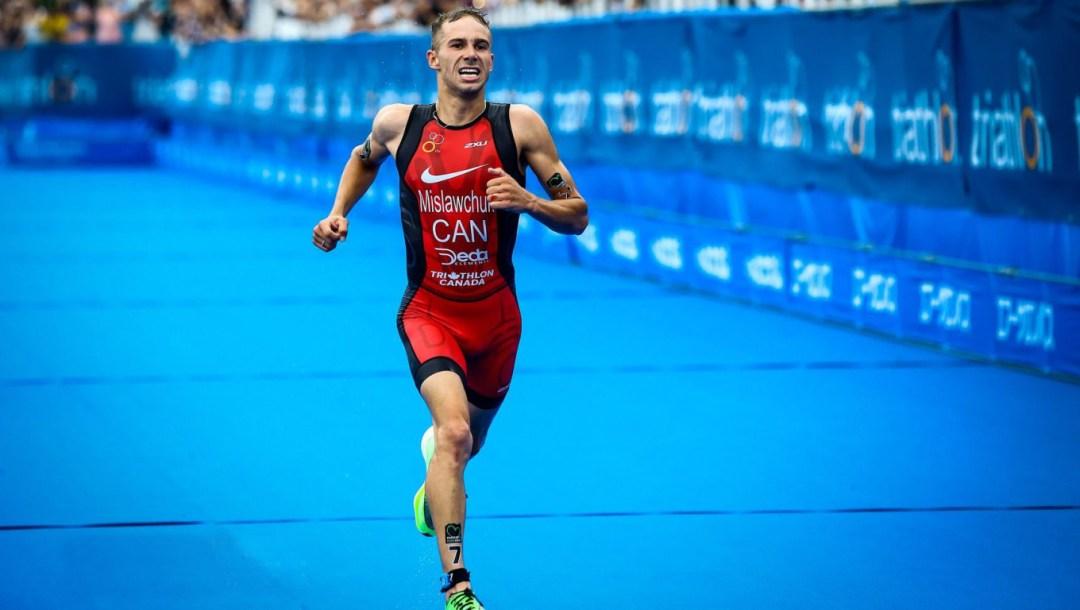 Team Canada Tyler Mislawchuk Tokyo 2020 test event