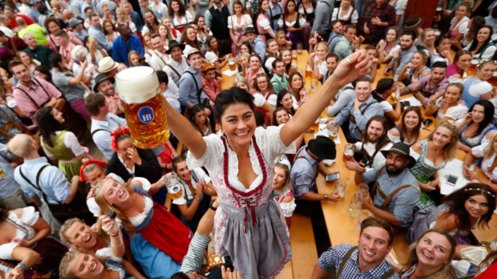 Oktoberfest and the Olympics are more similar than you think