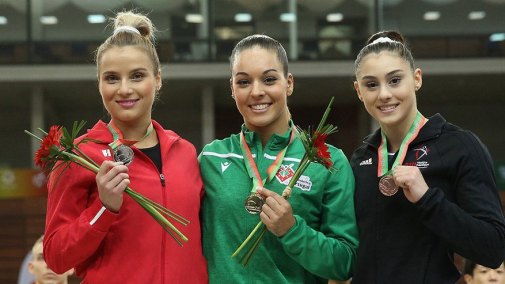 Sophie Marois captures double bronze in Portugal