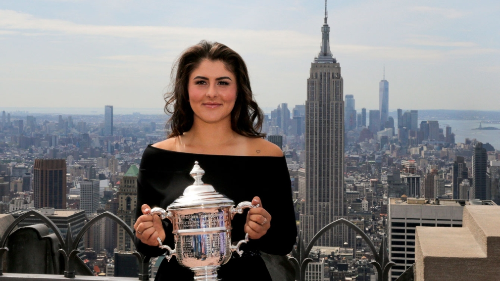 Bianca Andreescu's rise to tennis stardom explained