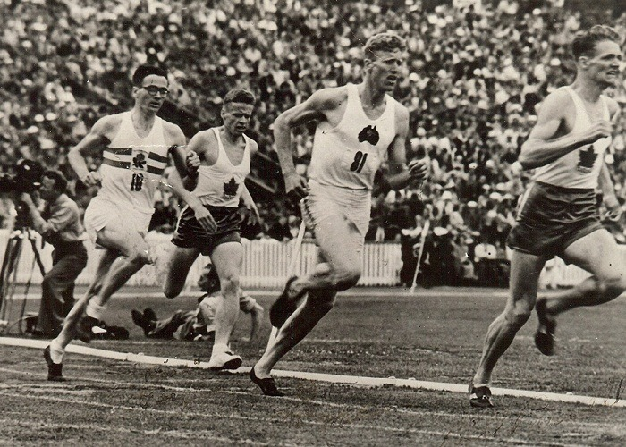 William Parnell running for Canada