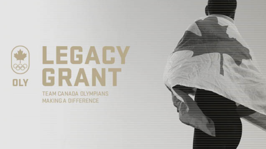 Team Canada unveils recipients of inaugural OLY Canada Legacy Grant