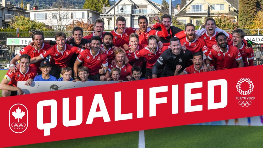 Field Hockey: Team Canada qualifies for Tokyo 2020