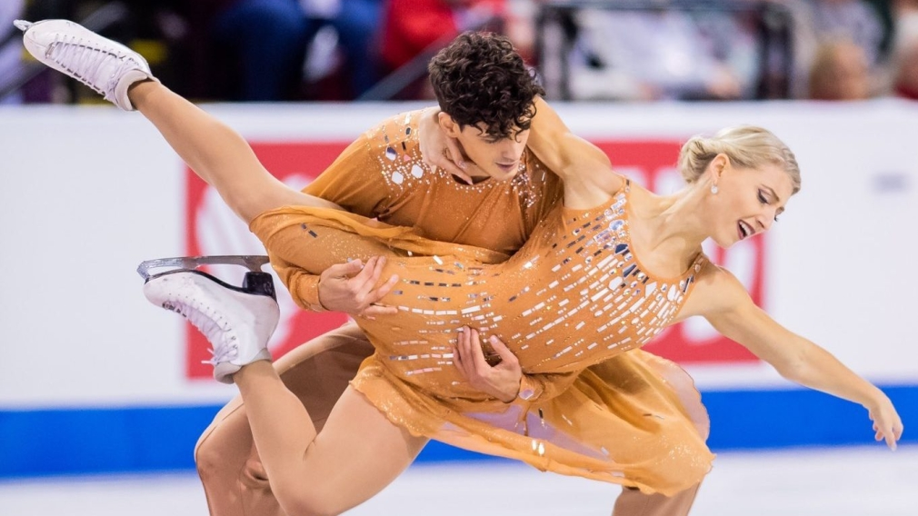 Canadian skaters win gold and two silver at Skate Canada International