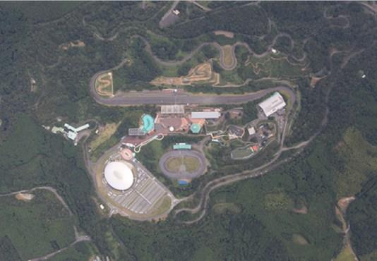 Izu Mountain Bike Course