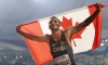 IAAF Worlds: Andre De Grasse wins 200m silver