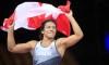 Justina Di Stasio wins bronze at Tokyo 2020 test event