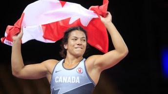 Team Canada Justina Di Stasio