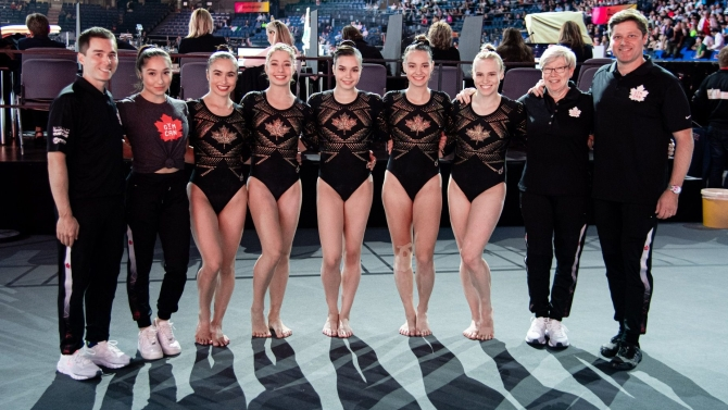 2020 in artistic gymnastics
