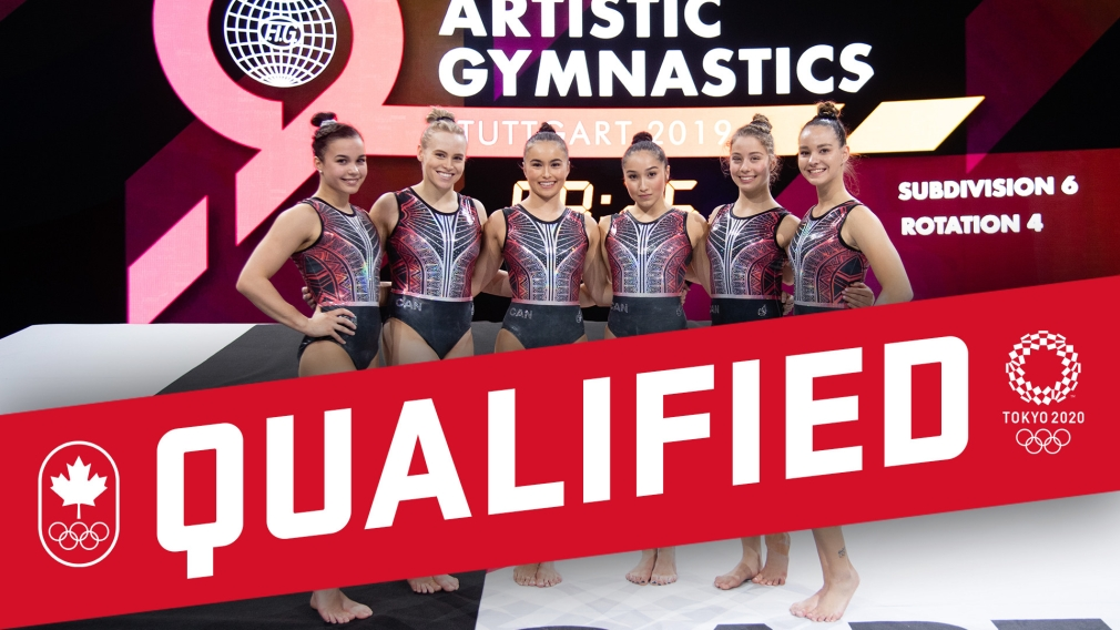 Weekend roundup: Canada qualifies a women's artistic gymnastics team for Tokyo
